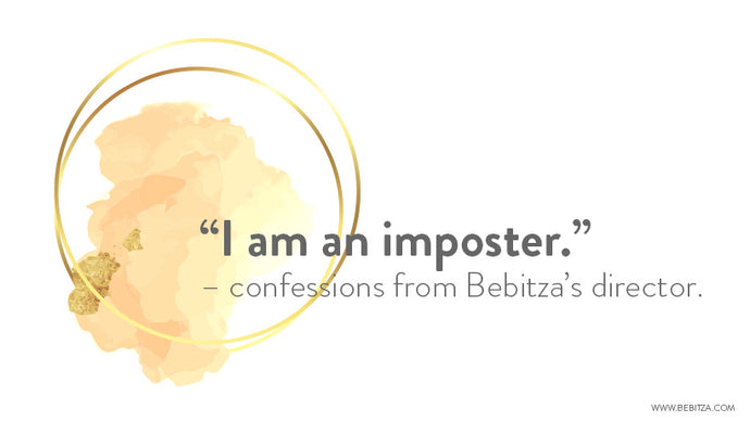 """I am an imposter."" – confessions from Bebitza's director."