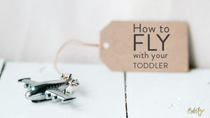How to fly with your toddler.