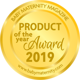 Product of The Year Award 2019 from Baby Maternity Magazine