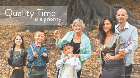 Bebitza Blog Title - Quality Time is a priority