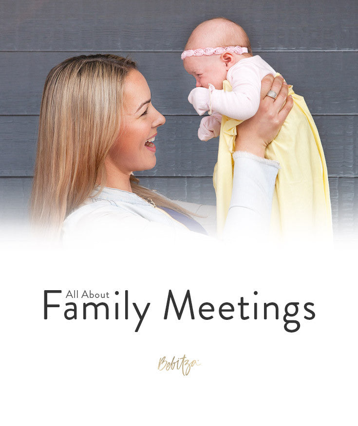 All about family meetings