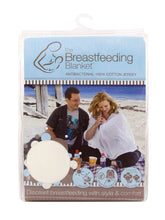 Load image into Gallery viewer, Cotton Jersey Breastfeeding Blanket - Cream