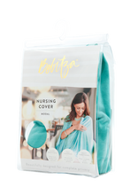 Load image into Gallery viewer, Teal Modal Nursing Cover