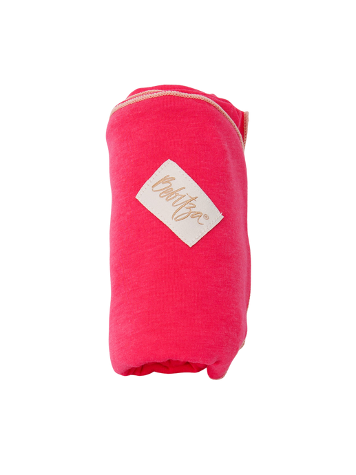 Baby Wrap - Antibacterial Bamboo - Single Pack - Dark Pink