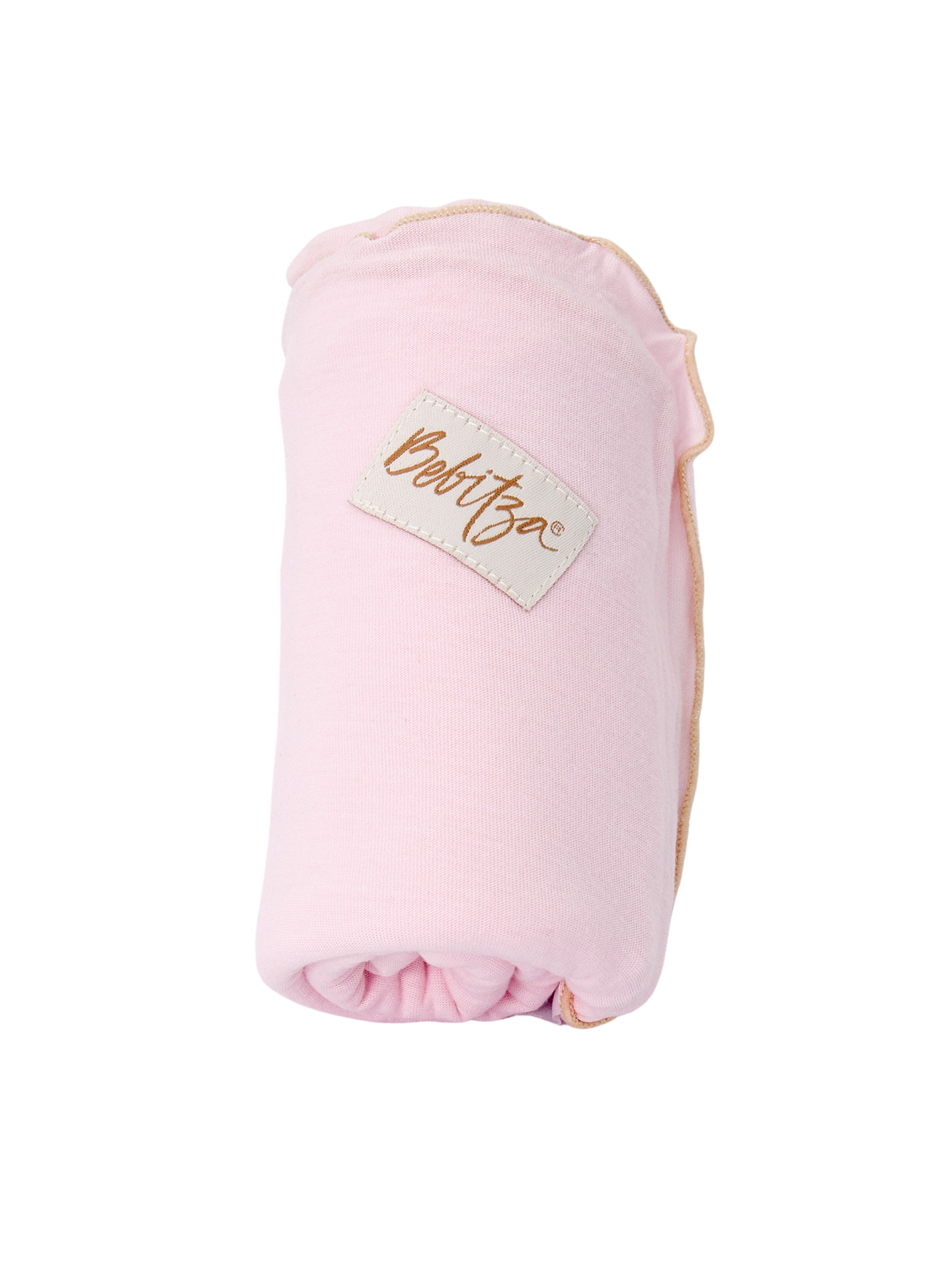 Baby Wrap - Antibacterial Bamboo - Single Pack - Light Pink