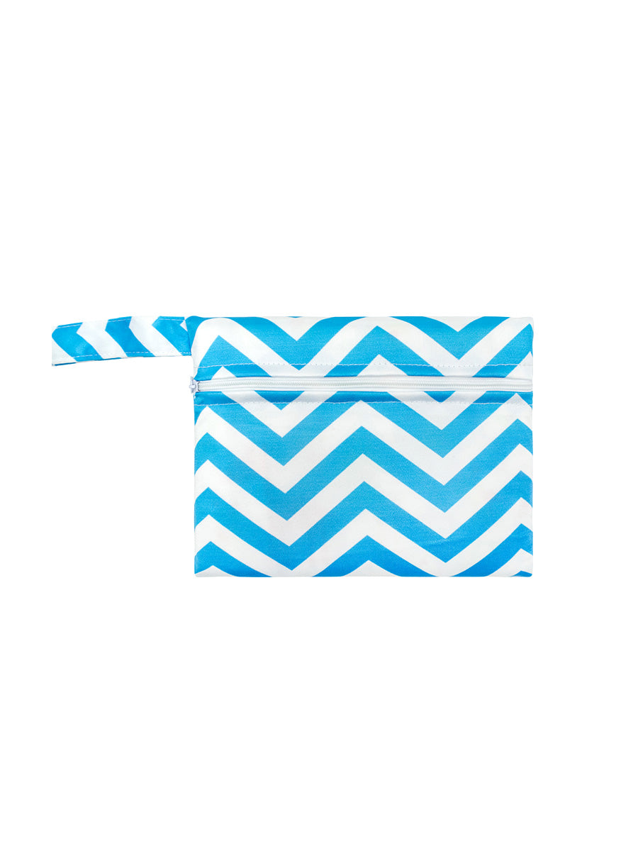 Mini Wet Bag - Chevron