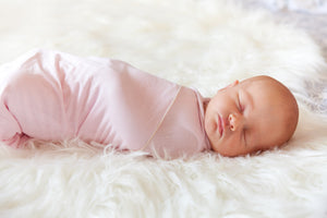 Baby Wrap (Single Pack) - Light Pink