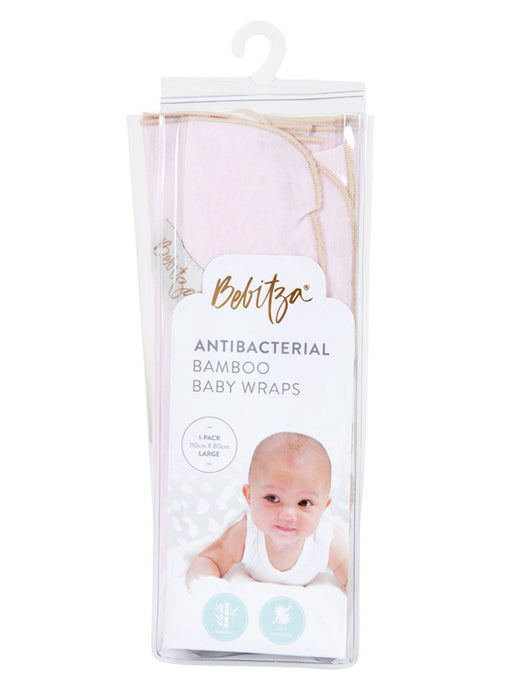 Light Pink Baby Wrap (Single Pack)