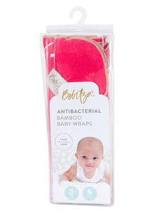 Baby Wrap (Single Pack) - Dark Pink