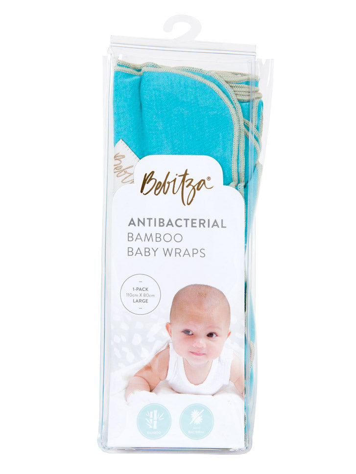 Green Baby Wrap (Single Pack)
