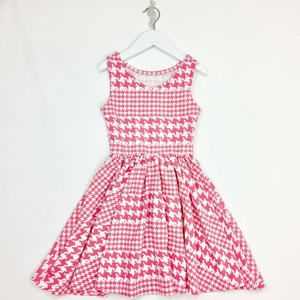 Fit & Flare Dress for Girls
