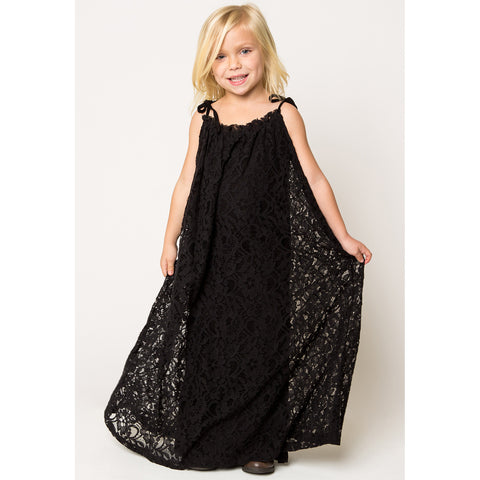 Lace Maxi Dress for Girls
