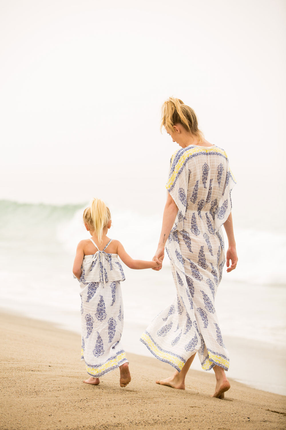 Aurora Paisley Maxi Dress for Girls