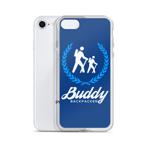 iPhone Blue Case
