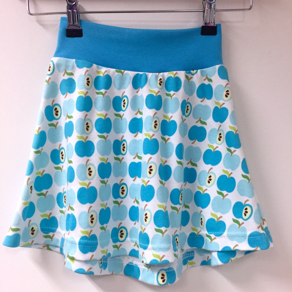 Apple tennis skirt