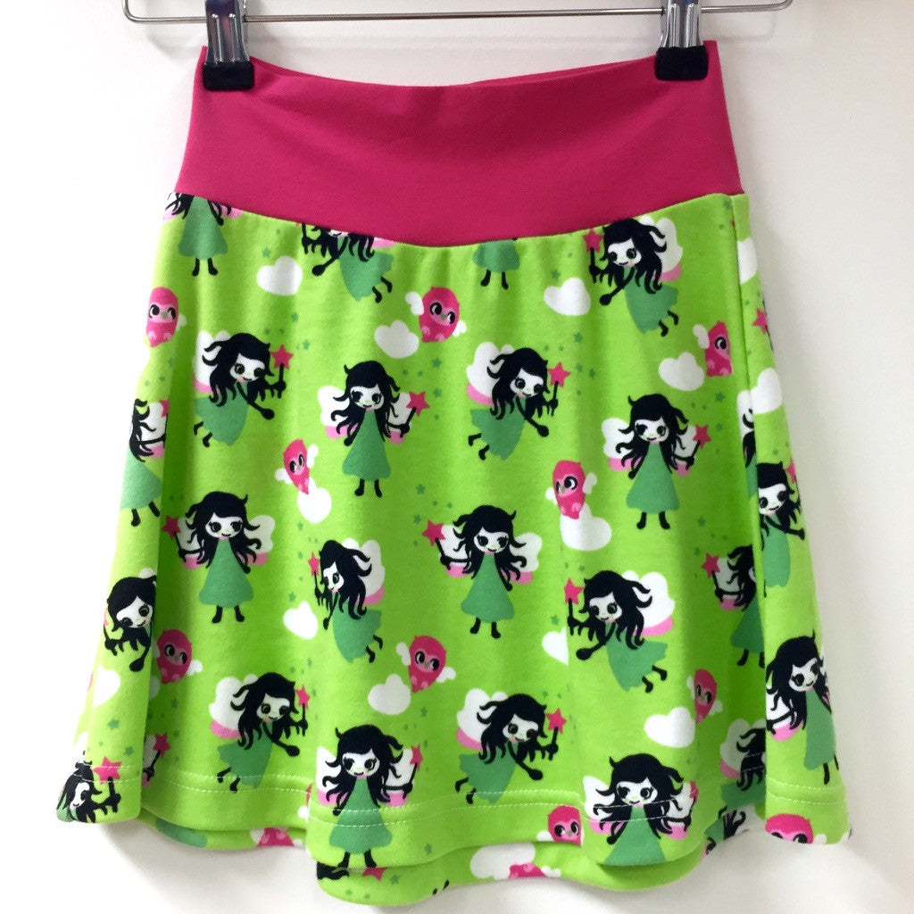 Fairies tennis skirt