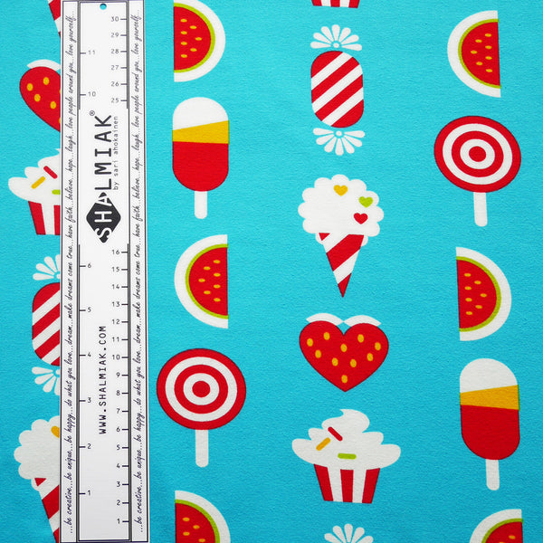 So Sweet organic cotton jersey (by the half metre)