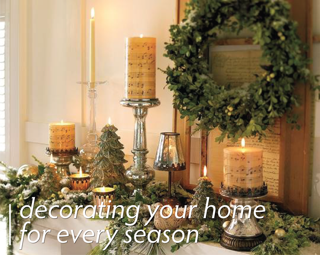 Decorating Your Home for Every Season