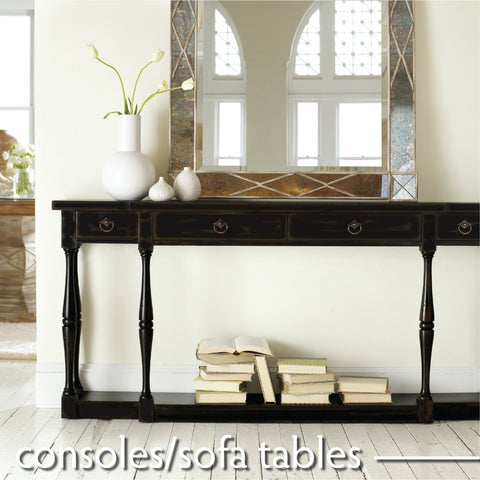 Sofa Tables & Consoles