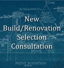 new build and renovations design package