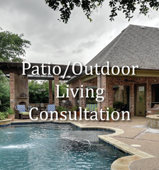Outdoor design consultation package