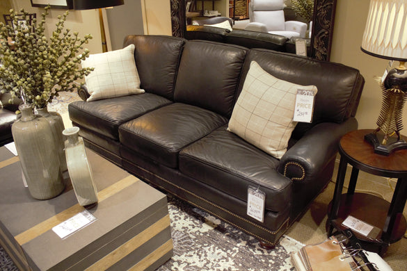 Leathercraft Leather Sofa Leathercraft 2560 Garland QS Frame Sofa