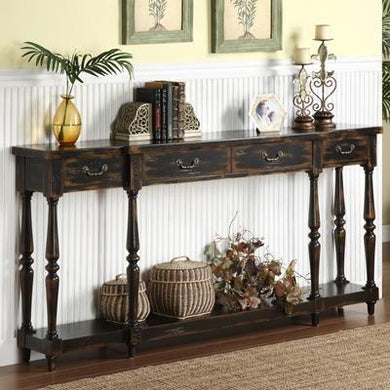 Treasures Console Table