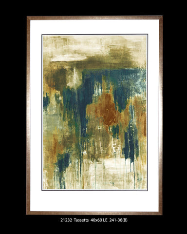 Art & Frame Artwork Tassetts 21232
