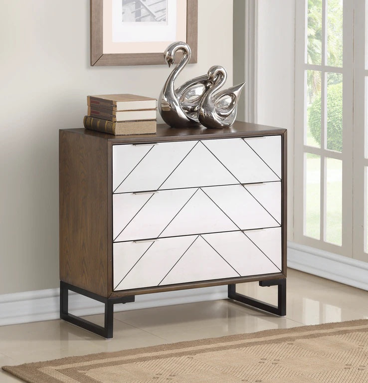 Treasures Bedroom Chest with Power Outlet