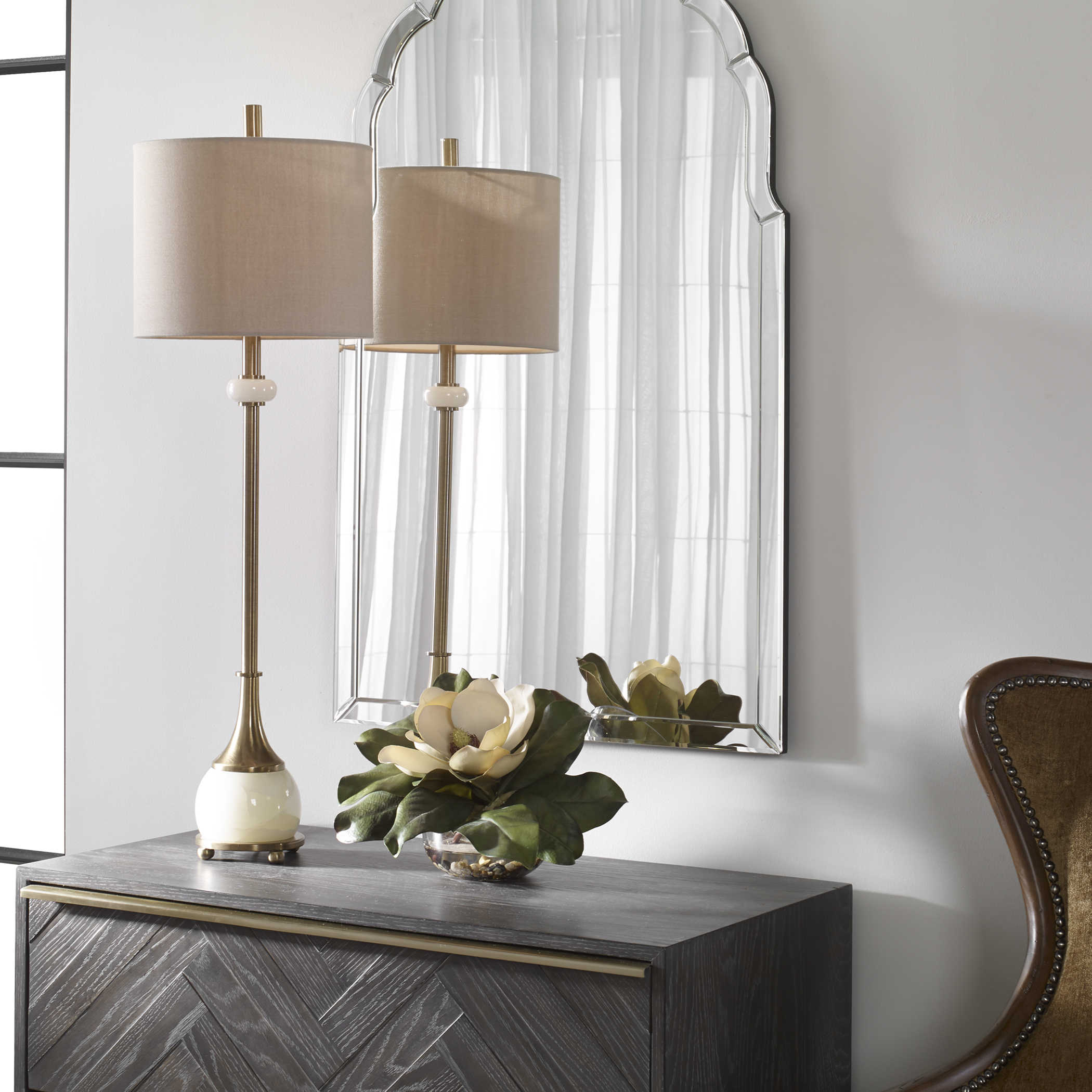 Uttermost Natania Buffet Lamp