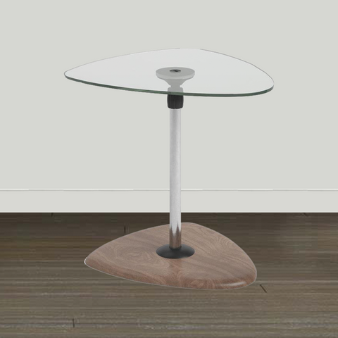 Ekornes End/Lamp Table Ekornes Stressless Beta Glass Top Table