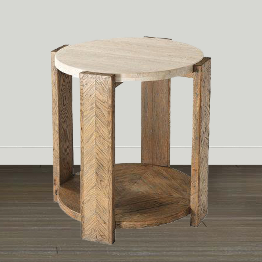 Theodore Alexander The Echoes Collection Lawson Side Table