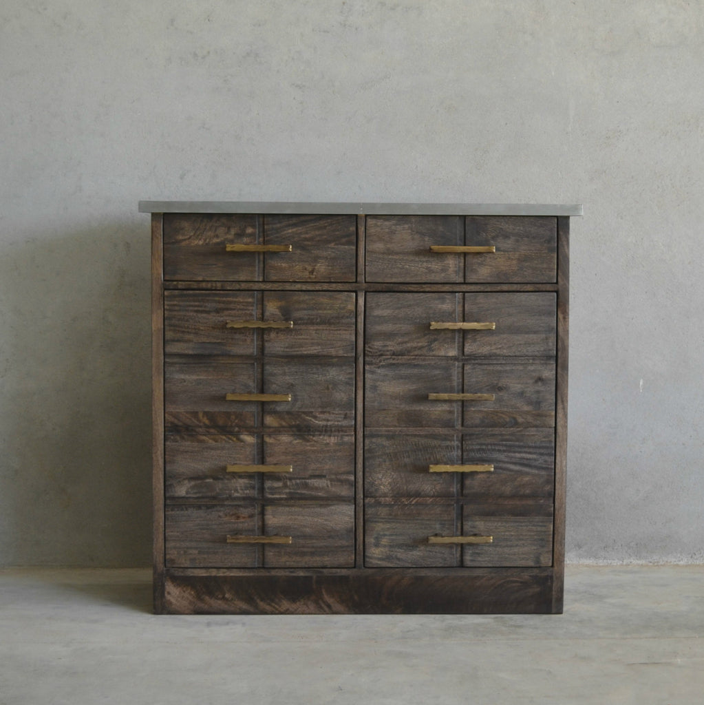 Southern Sky Home B. Dotson Cabinet