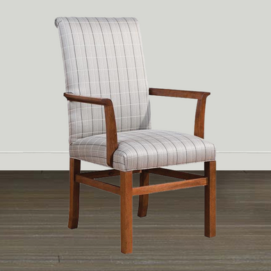 Stickley Dining Room Chair Stickley Upholstered Arm Chair