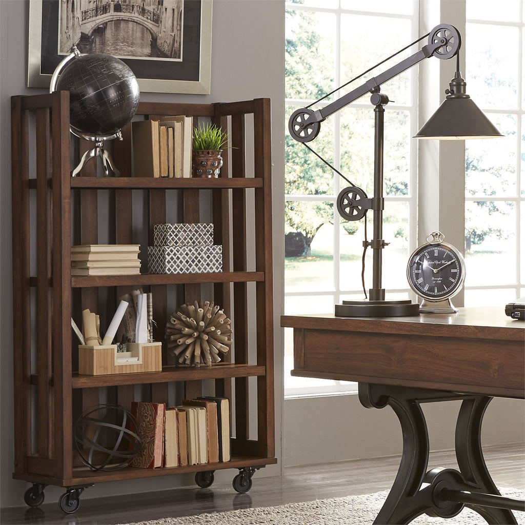 Liberty Furniture Arlington House Open Bookcase