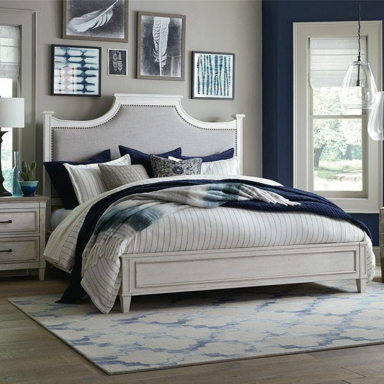Bassett Bed Bassett Bella King Upholstered Bed