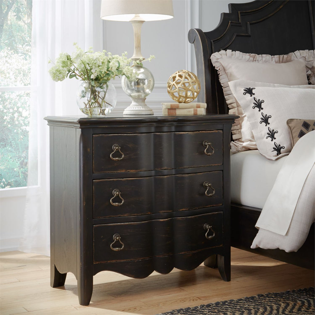 Liberty Furniture Chesapeake 3 Drawer Bachelor Chest