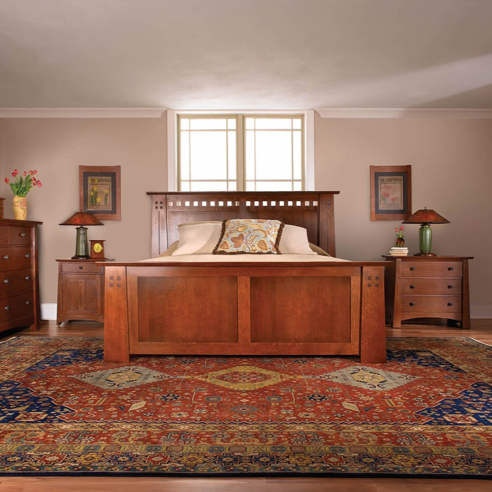 Stickley Highlands King Bed