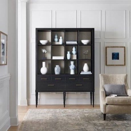 Madison Manor Home Office Tall Bookcase