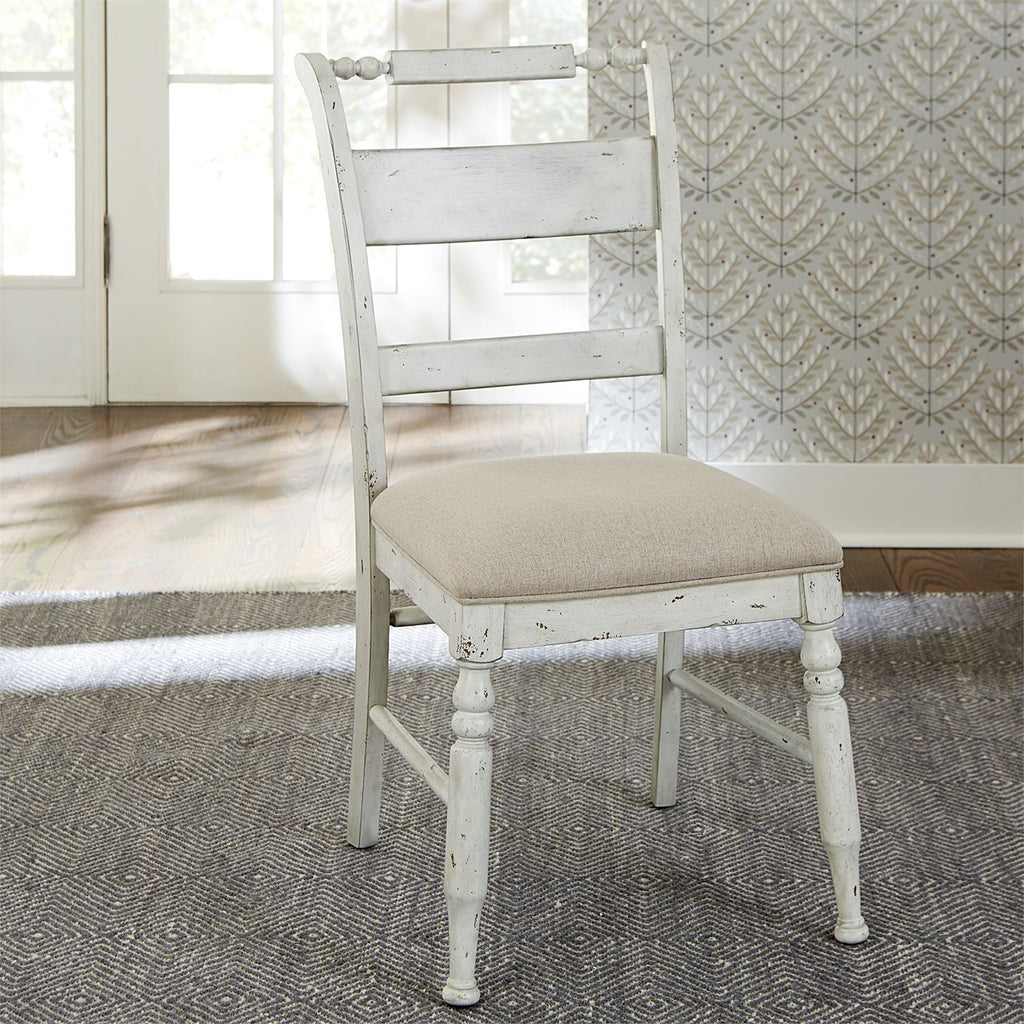 Liberty Furniture Whitney Slat Back Side Chair