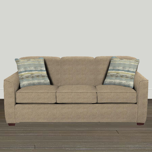 Cozy Life Bang-Bang QuickShip Queen Sleeper Sofa