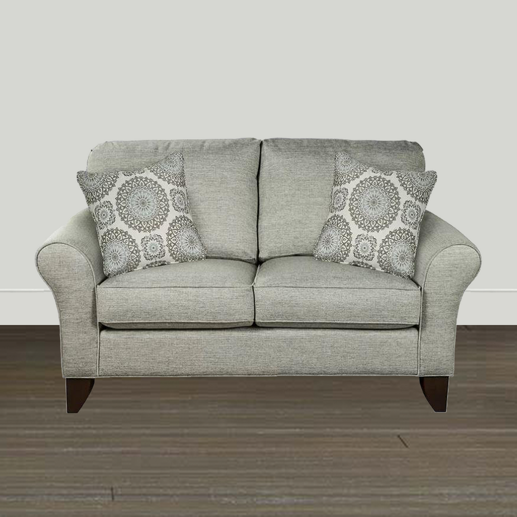 Cozy Life Townhouse Quick Ship Loveseat