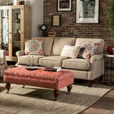 Craftmaster Farmhouse 77in Quick Ship Sofa