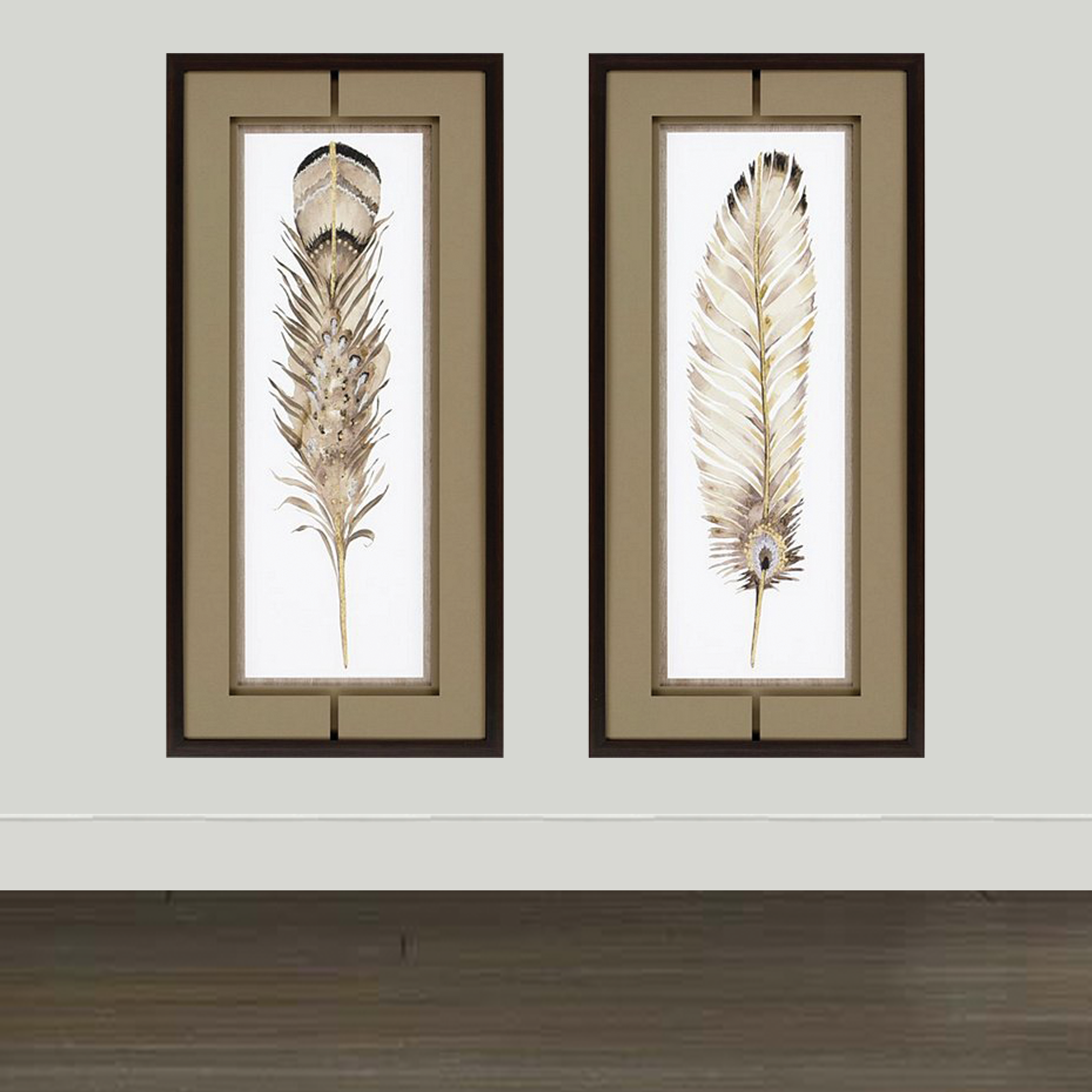 Paragon Artwork Paragon Light as a Feather Collection