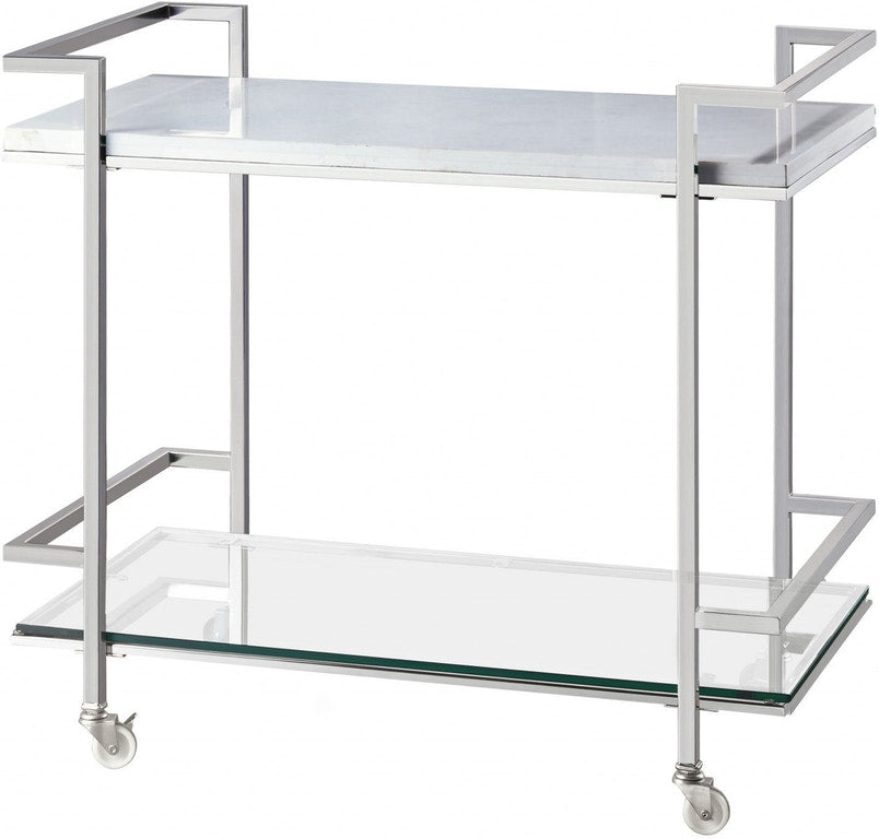 Bassett Mirror Co. Velma Bar Cart