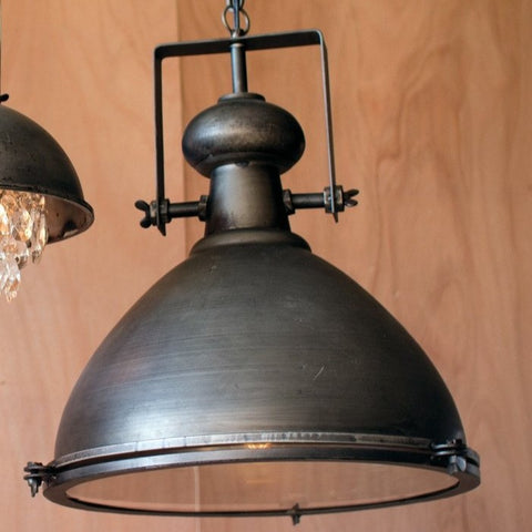 Large Metal Pendant CLL1130
