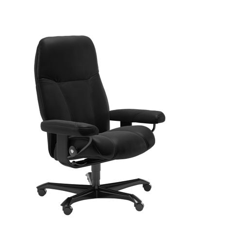 Stressless Quick Ship Consul Home Office Chair– Davids