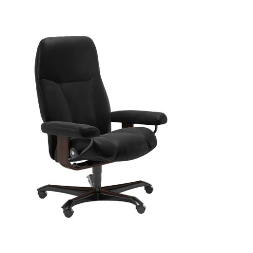Stressless Quick Ship Consul Home Office Chair
