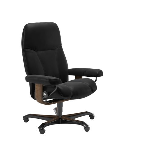 Ekornes Office Chair Stressless Quick Ship Consul Home Office Chair