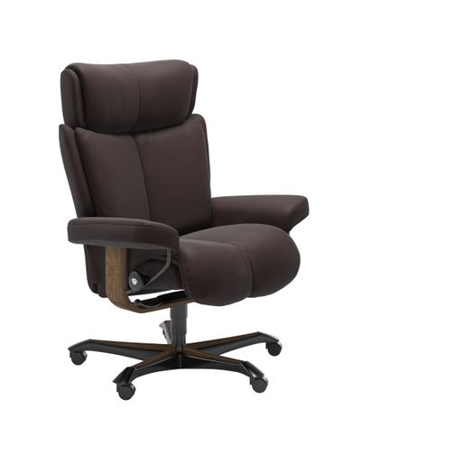 Stressless Quick Ship Magic Home Office Chair